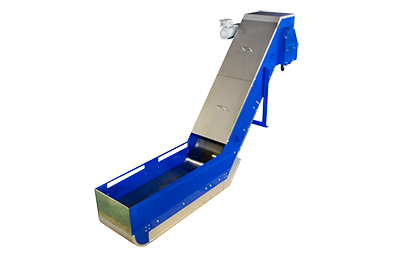 高磁力型マグネット式チップコンベア