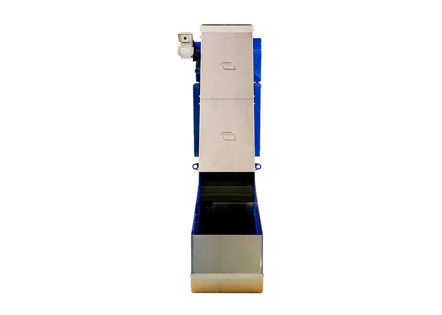 高磁力型マグネット式チップコンベア3